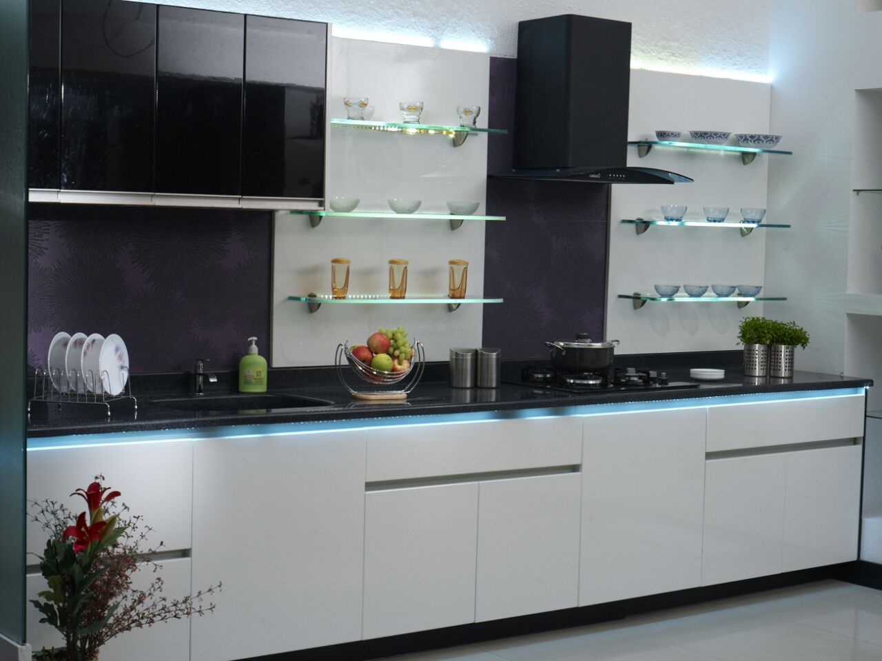 in kitchens kitchen modular steel stainless delhi