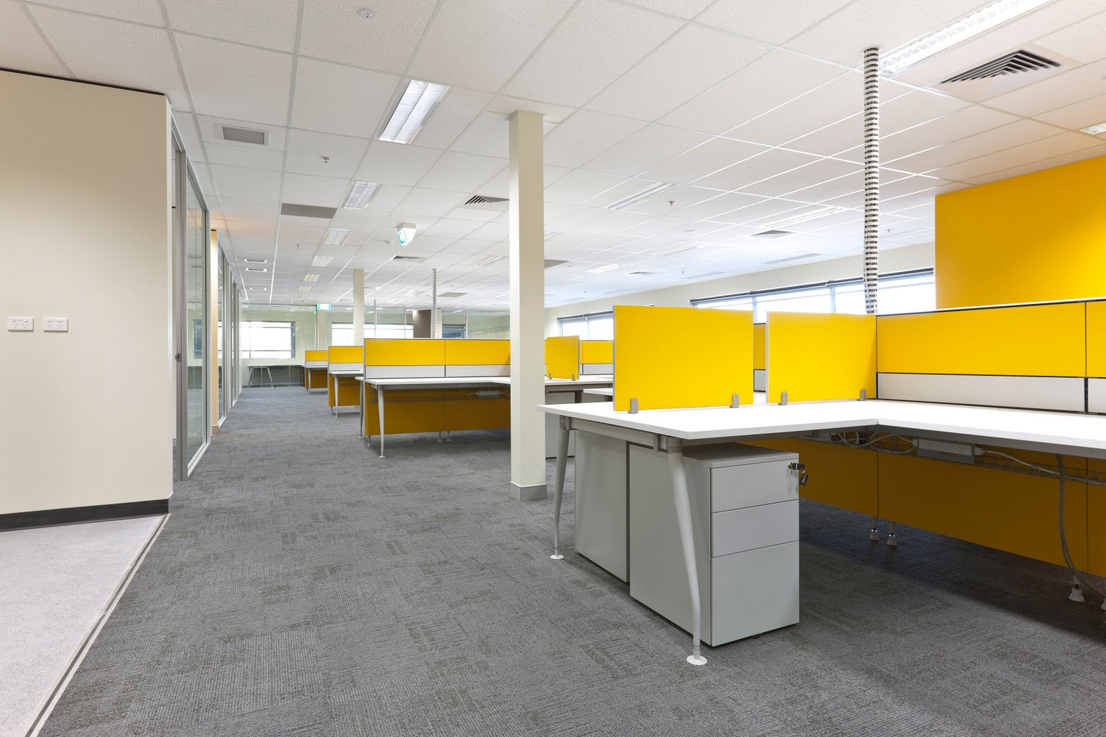 Best Office Floor Carpet Tiles Contemporary - Flooring & Area Rugs ...
